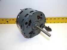 """NEW GE 1/15 HP ELECTRIC AC BLOWER MOTOR 115 VAC 1000 RPM 3.90 AMPS 3/8"""" DIA"""