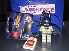 lego keyring super heroes 853429 batman figure dc universe comics