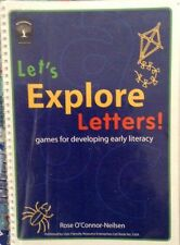 Let's Explore Letters by Rose O'Connor-Neilsen