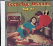 V.A. - TEEN-AGE DREAMS Vol.35 Popcorn & Teenage CD