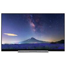 """Toshiba 49U7763DB 49"""" Smart 4K Ultra HD LED TV, Freeview HD, Ultra Slim, Black"""