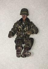 Forces Of Valor Unimax 1:32 US Army Jeep Halftrack Figure