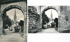 2 Karten aus Straßengel-Judendorf, Steiermark  (B6)