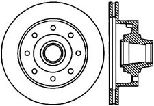 Disc Brake Rotor Front Centric fits 95-02 Ford E-350 Econoline Club Wagon