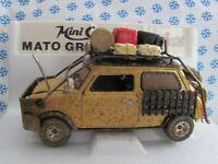 Vintage  -  MINI COOPER Mato Grosso   - 1/25   Polistil  -  Italy 1976 MIB