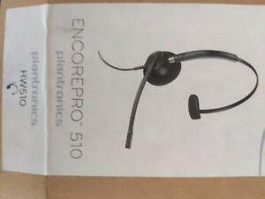 Plantronics 89433-01 Wired Headset, Black