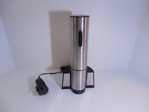 Cuisinart Electric Wine Bottle Cork Remover with Charge Stand. Tested. Excellent