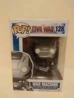 Funko Pop Captain America War Machine 128