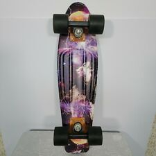 Original Penny Board Australia Purple Skateboard Authentic Wheels - Wolf - Rare