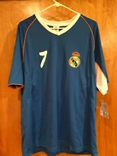 Real Madrid Soccer Jersey L