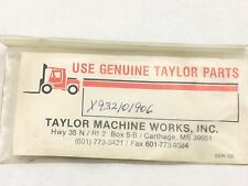 NEW! TAYLOR FORKLIFT MACHINE WORKS X932101906 REPLACEMENT PIN  PLUGS 3-PK (A535
