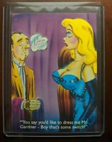 1994 Comic Images - Bill Ward Torchy - RARE LIMITED MEDALLION CHASE CARD #0560
