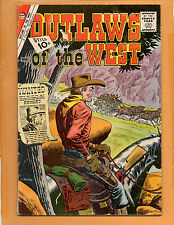 Outlaws Of The West #36 VG/FN to FN-