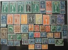 Canada Used Revenues Collection, 45 Different, Law Stamps Etc.