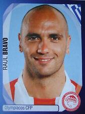 Panini 271 Raul Bravo Olympiacos UEFA CL 2007/08