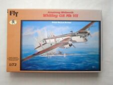 Fly 1/72 72007 Armstrong Whitworth Whitley GR MK. VII