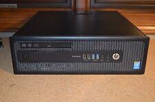 HP ProDesk 600 G1 SFF Intel i7-4790 3.60GHz Quad-Core 16GB 1TB HDD Windows 7 Pro