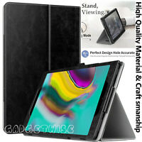 Flip Case For Samsung Galaxy Tab A 10.1 SM-T510 T515 Smart Leather Stand Cover