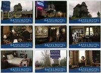 Bates Motel Season 2 Property Complete 9 Card Chase Set BP1 to BP9