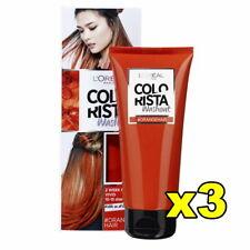 3x LOreal Colorista Washout for Blonde, Orange Hair - Makeup Warehouse