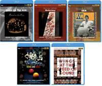 Paul McCartney 2018 DAP Band On The Run Ram Venus And Mars Blu-ray 6 Discs Set
