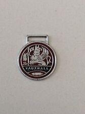 Vintage Vauxhall Dealership Keyfob Badge Viva Vx490 Victor