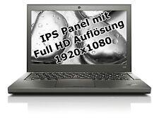 "Lenovo ThinkPad x240 i5 4300u 1,9ghz 4gb 500gb 12,5"" win 7 pro UMTS 1920x1080 IP"