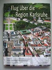 Flug über die Region Karlsruhe 2006 Luftaufnahmen Baden