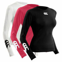 Canterbury Cold Long Sleeve Womens Baselayer Top, Various Colours & Sizes