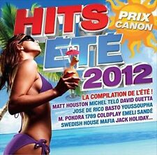 VARIOUS ARTISTS - HITS T' 2012 NEW CD