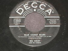 Bill Haley & His Comets, Blue Comet Blues/Rudy's Rock