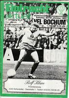 BL 81/82 Eintracht Braunschweig - VfL Bochum