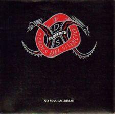 HEROES DEL SILENCIO-NO MAS LAGRIMAS SINGLE VINILO 1989
