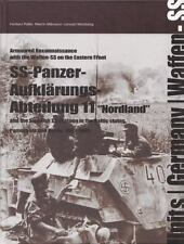 The SS-Panzer-Aufklarungs-Abeteilung 11- Nordland and the Swedish SS-Platoon in