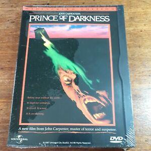 Prince of Darkness John Carpenter DVD BRAND NEW REGION 1 USA  SNAPPER CASE