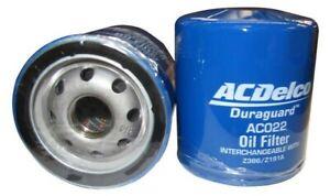 Oil Filter AcDelco ACO22 Z386 for Corolla CHR Camry Yaris Echo RAV4 Starlet Celi