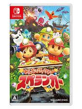 MINNA DE WAIWAI SPELUNKER Nintendo Switch, 2017 Japanese