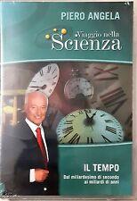 Il Tempo Piero Angela Viaggio Nella Scienza Dvd Sigillato