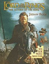 Tolkien, Lord of the Rings, Return of the King Jigsaw Puzzle Book