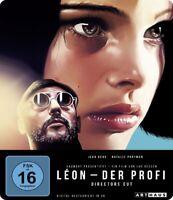LEON-DER PROFI/LIMITED 25TH ANNIV.STEELBOOK EDITION  - RENO,JEAN   BLU-RAY NEUF