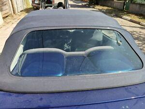 RENAULT Megane 1 cabriolet convertible rear screen 1997 - 2003
