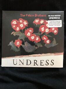 THE FELICE BROTHERS Undress NEW CD album 2019 Yep Roc Records