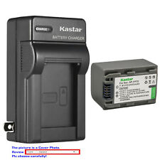 Kastar Battery AC Wall Charger for Sony NP-FP30 NP-FP50 NP-FP51 NP-FP70 NP-FP90