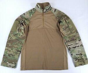 Condor Tactical Combat Shirt Multicam Army Combat Shirt ACS 1/4 Zip (NWOT)