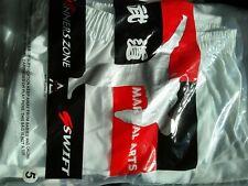 Winners Zone Swift Karate Martial Art Uniform Gi White Jacket Pants Size 5 6'