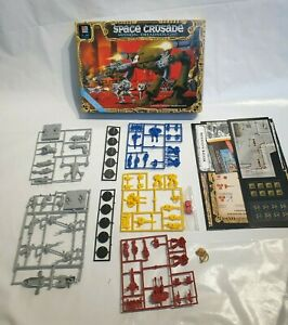 Space Crusade - Mission: Dreadnought - MB - Unused/On Sprues - Board Game
