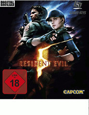 Resident Evil 5 Steam Pc Game Key Download Code Neu Global