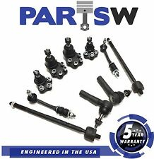 10 Pc New Suspension Steering Kit for Dakota & Durango Front Sway Bar End Links