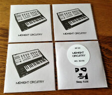 MIDNIGHT CIRCUITRY  8cm LIMITED EDITION CD EP ON SLEEP FUSE  POLYTECHNIC YOUTH