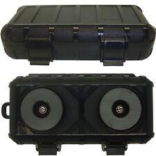 Caja stash magnética fuerte contenedor para ocultar las llaves Tracker dinero con Coche Vehículo